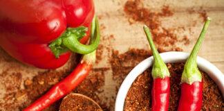 Pieprz cayenne - korzyści dla zdrowia