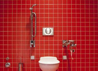 Wyposażenie toalet pracowniczych