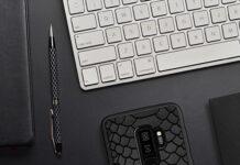 Etui skórzane Samsung Galaxy S9 Plus